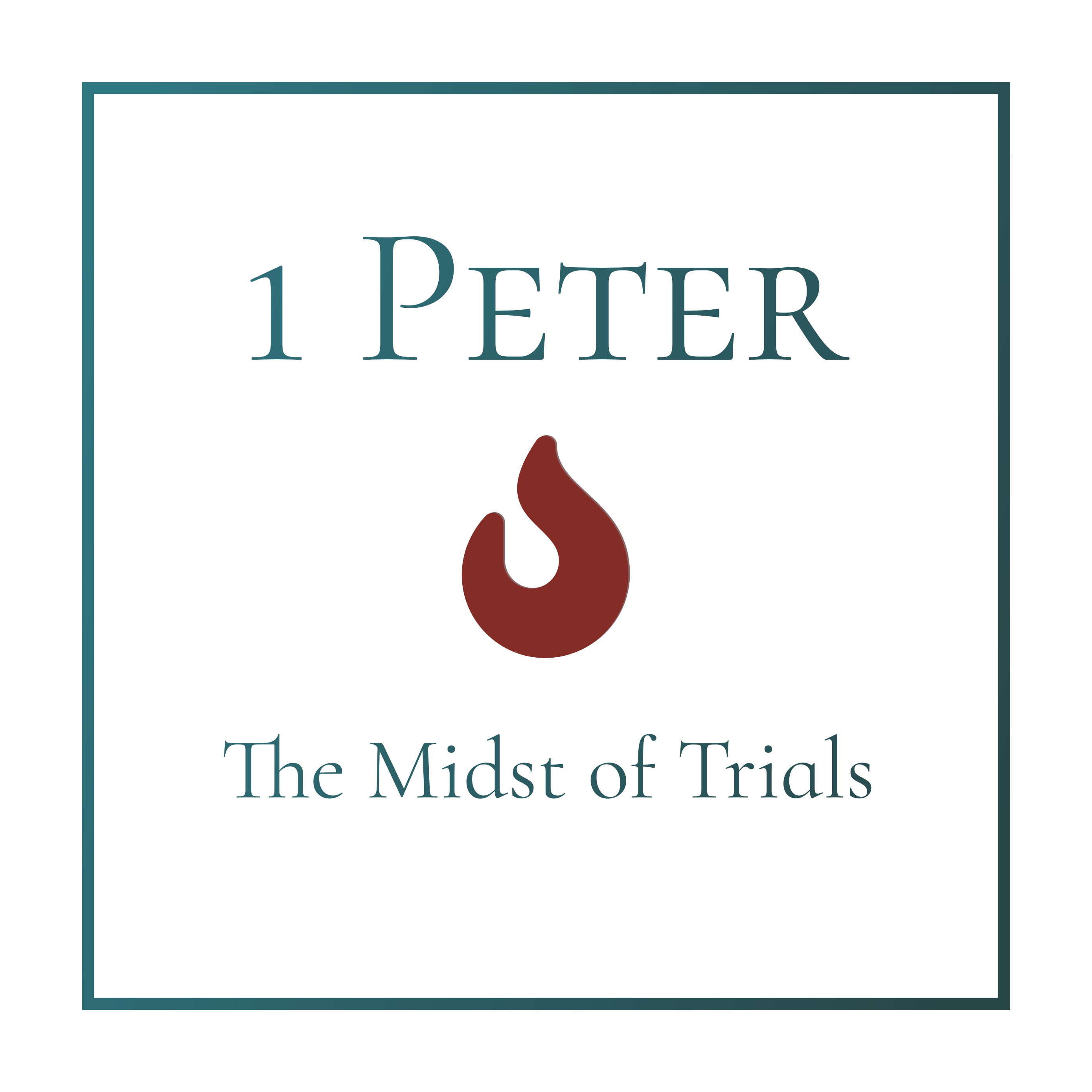 1 Peter: The Midst of Trials